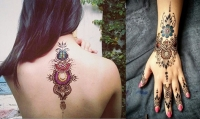 NEW Body Art: Henna